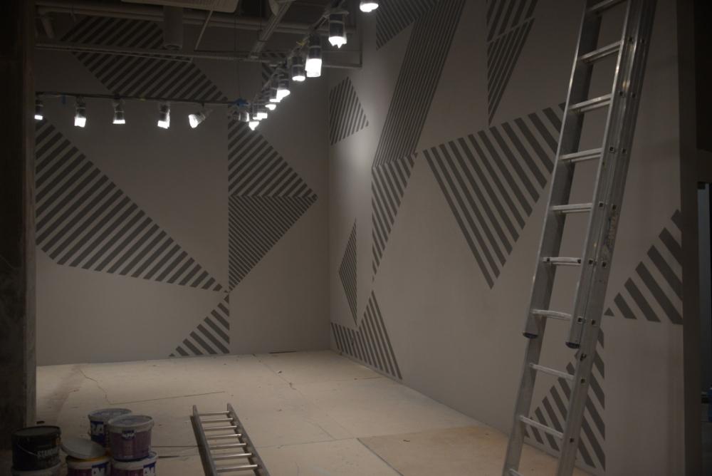 Декор интерьера - трафареты для Nike 2020