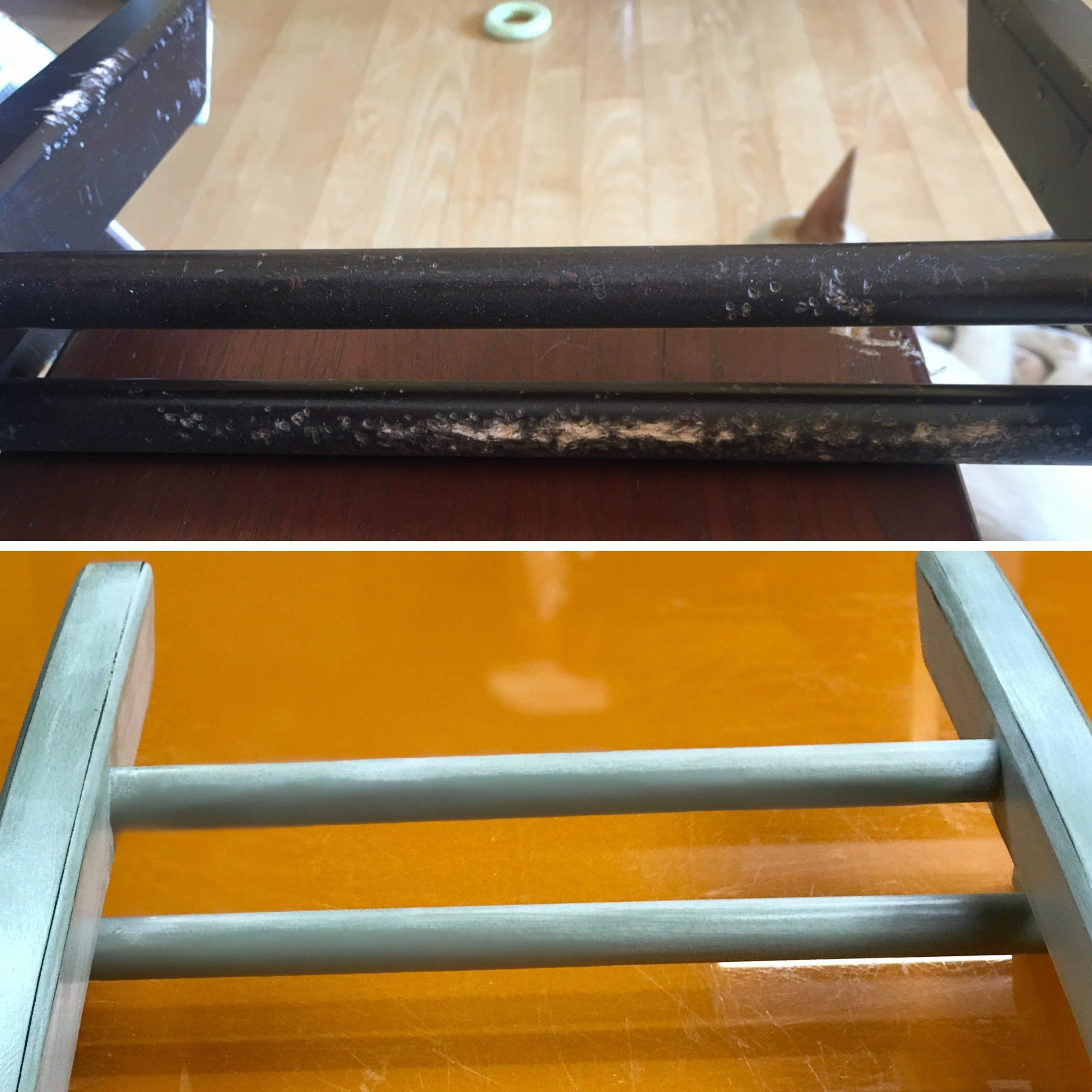 До и после декорирования (Vse Repair)
