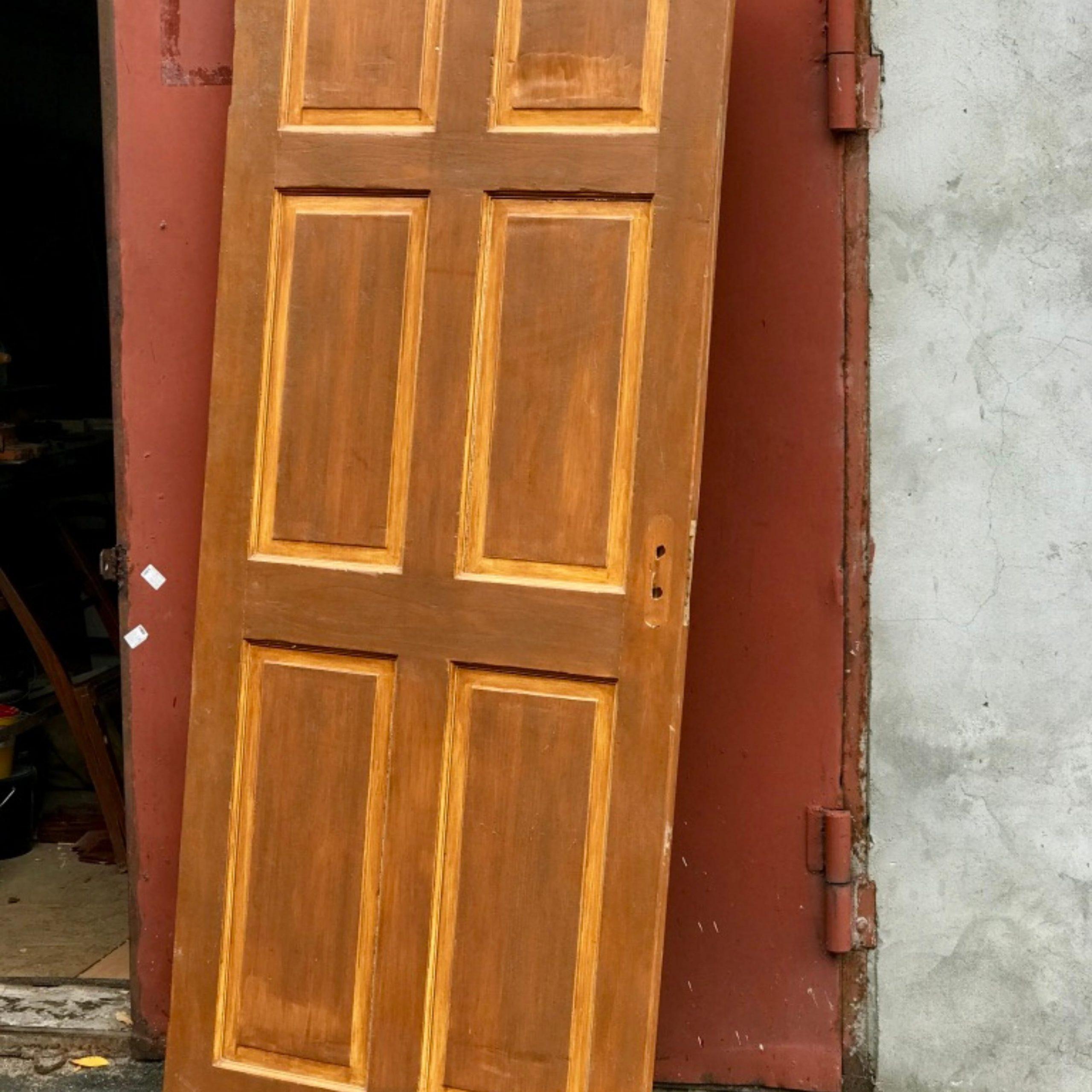 Дверь до декорирования (Vse Repair)